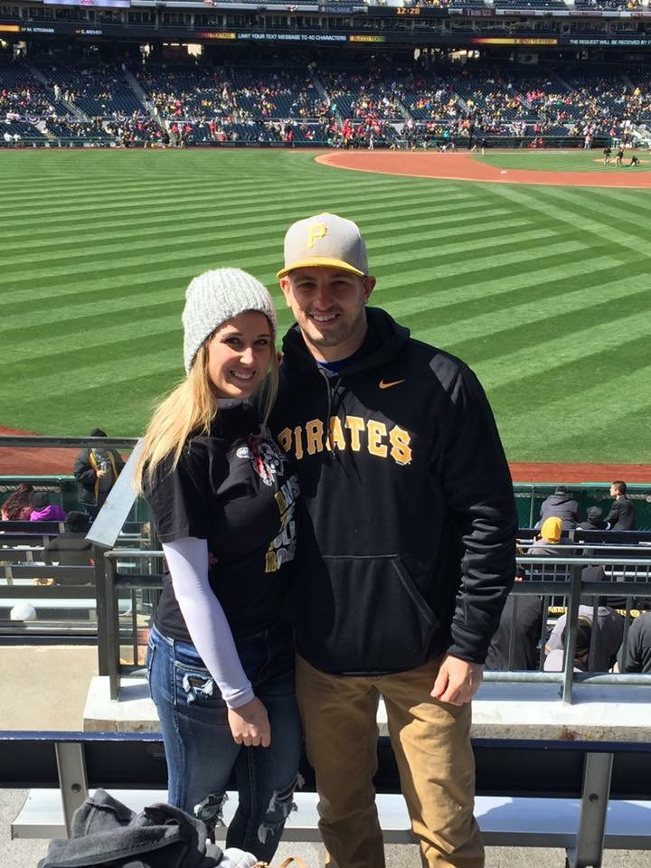 Pittsburgh Pirates Home Opener