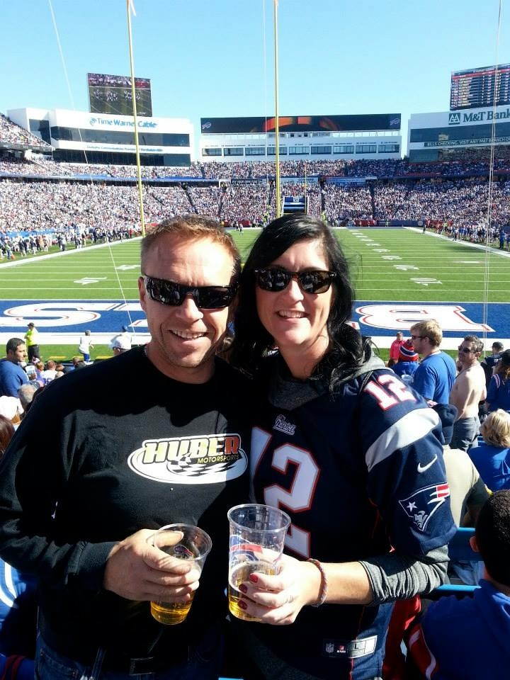New England Patriots Game in Buffalo