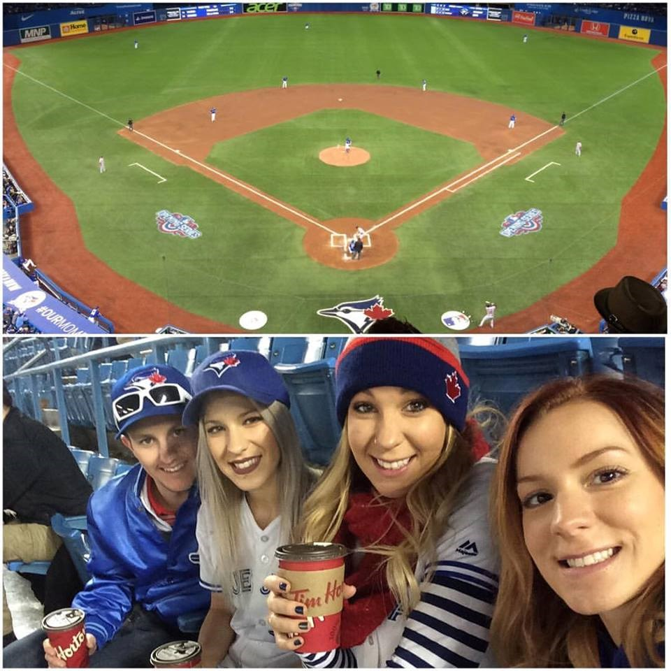 Game 2 of the Jays 2016 season.....many more to come