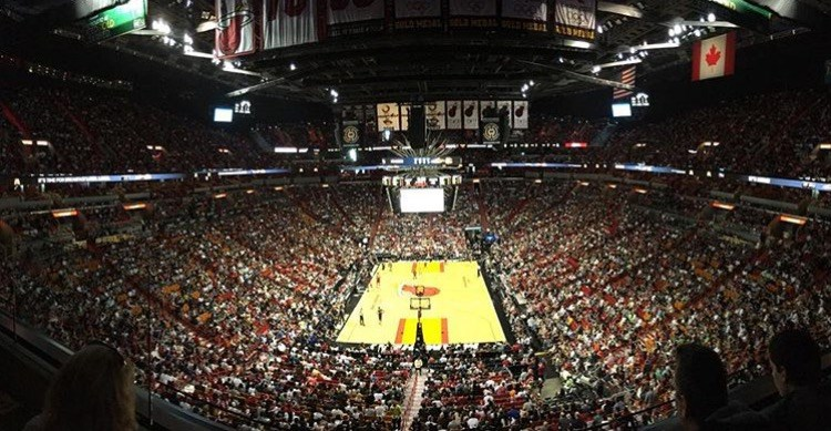Miami Heat vs New Orleans Pelicans Game