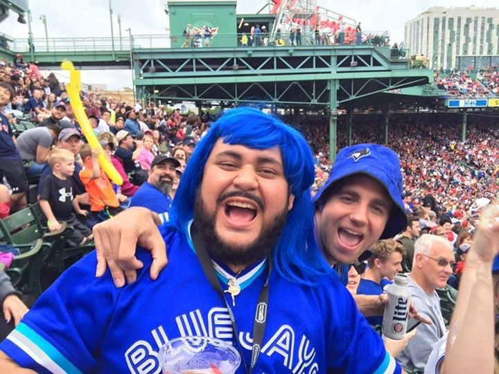 Blue Jays Road Warriors in Boston Thanks SeatGIANT