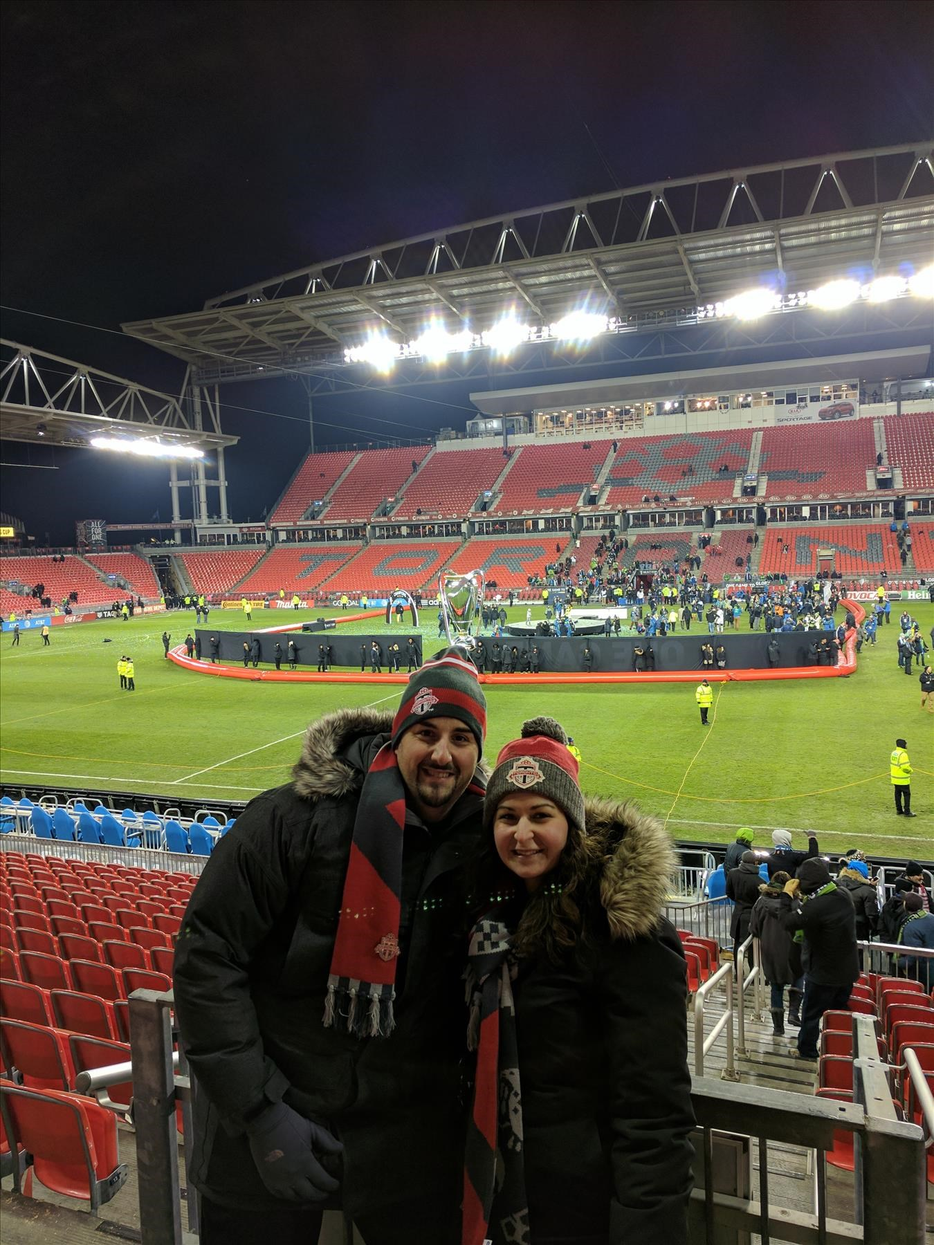 MLS Cup Final at BMO Field