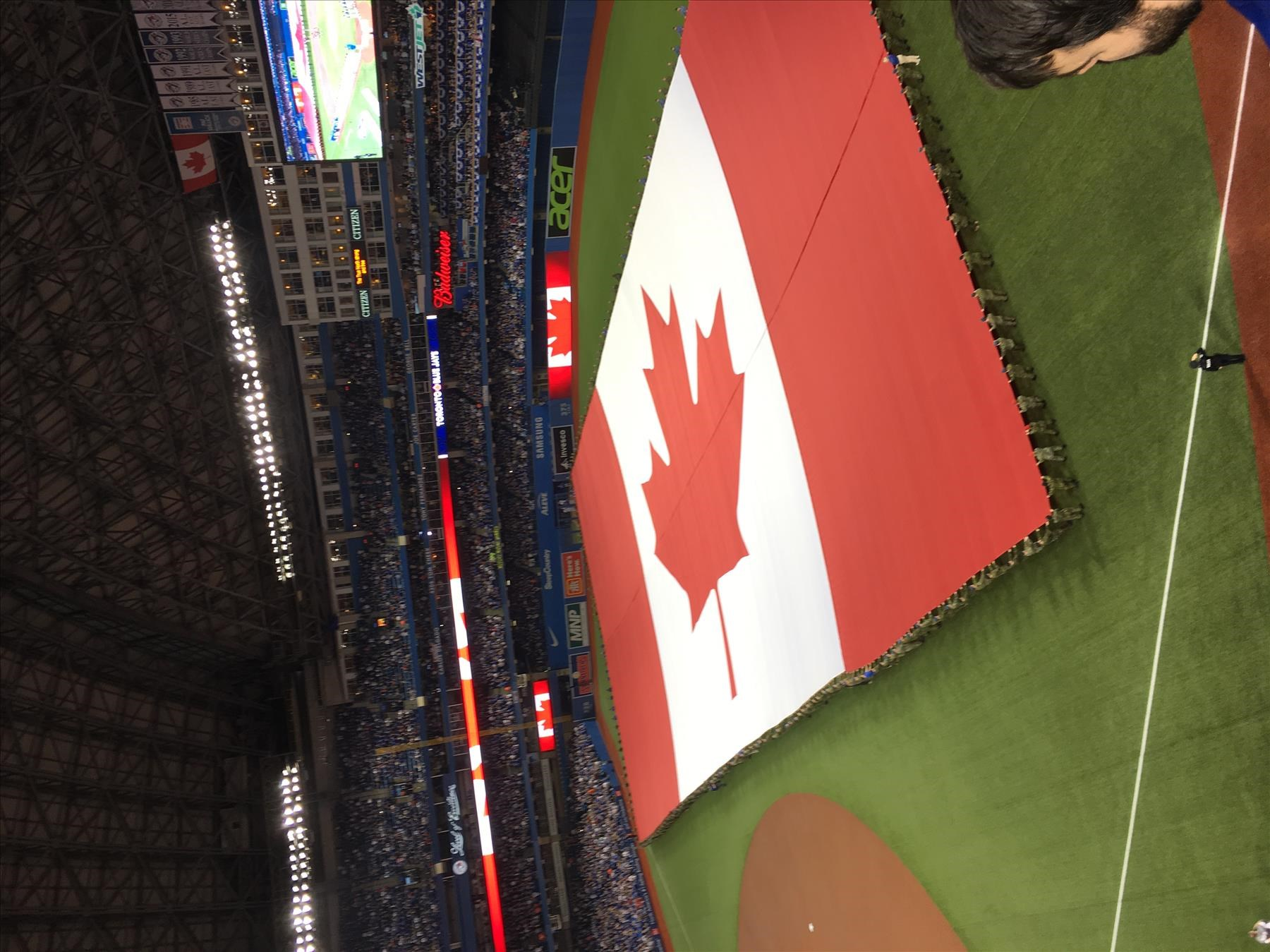 Toronto Blue Jays Tickets at The Rogers Centre to the Home Opener